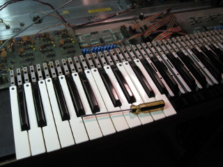 ARP Omni Keyboard Assembly