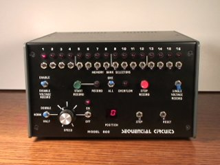 Sequential Circuits Model-800 Sequencer