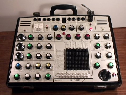 KRM Music Systems - EMS Synthi-A Rebuild